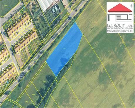 Prodej, pozemek pro bydlení, Veltrusy, 3500 m²