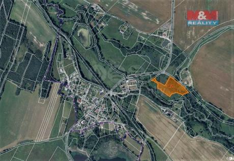 Prodej louky, 19618 m², Česká Lípa-Manušice