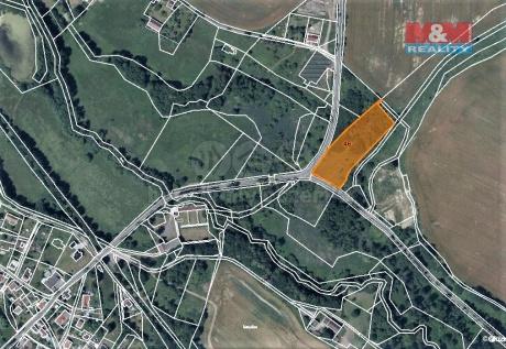 Prodej stavebního pozemku, 7368 m², Česká Lípa-Manušice