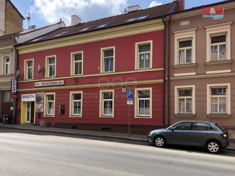 Pronájem restaurace, pivnice v Chebu, ul. Žižkova
