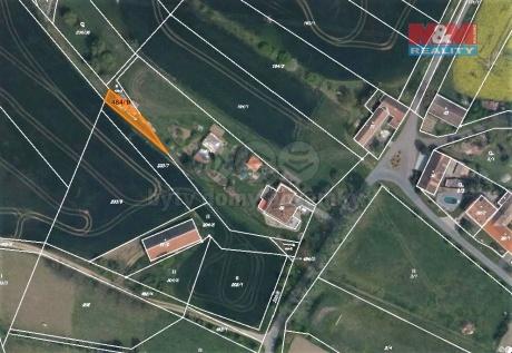 Prodej vodní plochy, 191 m², Račice u Hrotovic