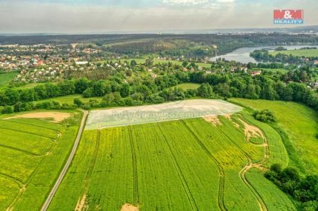Prodej pole, 28042 m², Plzeň