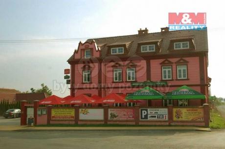 Prodej restaurace, stravování, 3113 m², Medlov