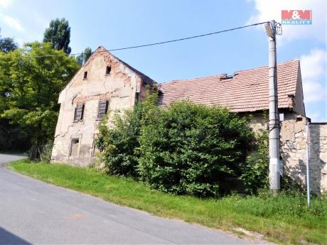 Prodej zemědělského objektu s pozemky, 16072 m², Třebíz