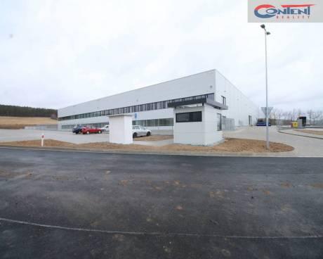 Pronájem skladu nebo výrobních prostor 8.000 m2, Cerhovice, D5