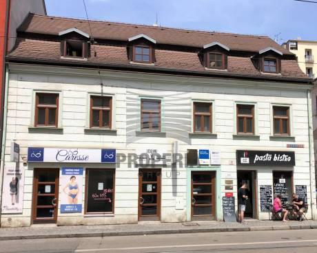 Pronájem, obchodní prostor, Brno, 49 m²