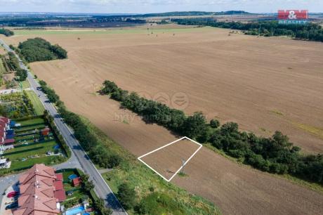 Prodej pozemku k bydlení, 850 m², Veltrusy