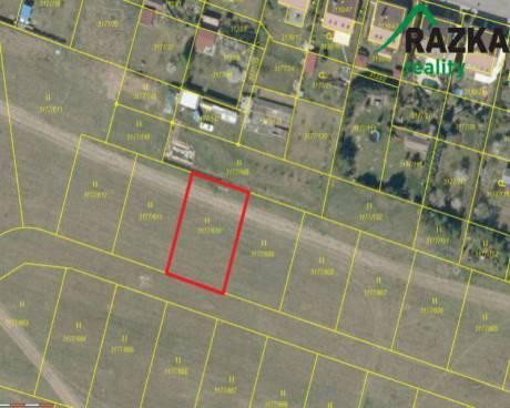 Stavební pozemek (615 m2) Tachov, okr. Tachov
