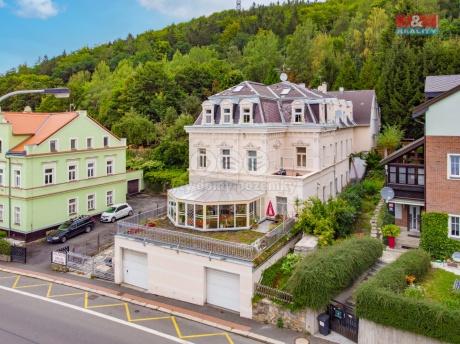 Prodej rodinného domu v Karlových Varech, ul. Na Vyhlídce