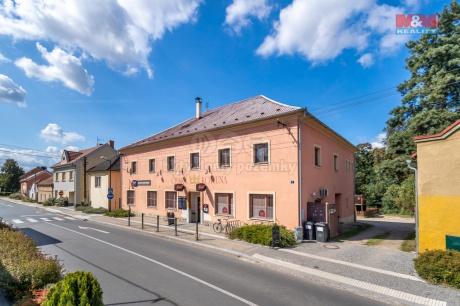 Prodej nájemního domu, 300 m², Veltrusy, ul. Komenského