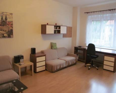 Hezký byt 1+1, 44 m2, Olšanské náměstí, Praha 3 - Žižkov