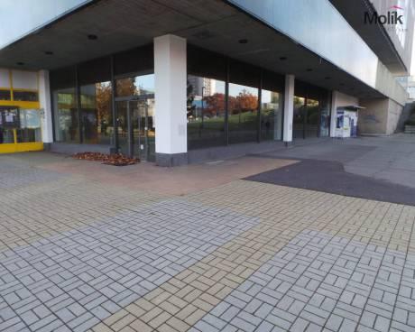 Pronájem komerčních prostorů a ploch 420 m2, Most-obchodní dům PRIOR