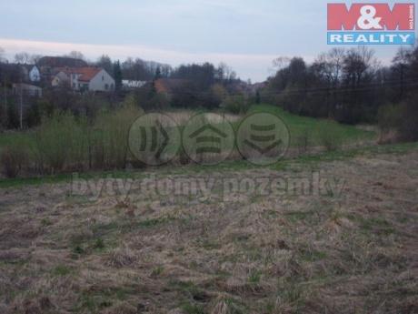Prodej, stavební pozemek, 1349 m2, Červ. Hrádek u Bečvář
