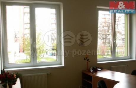 Pronájem, kanceláře, 76 m2, Bohumín, ul. tř. Dr. E. Beneše
