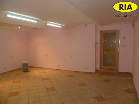 Pronájem, obchodní prostory, 50 m² Liberec, Pražská