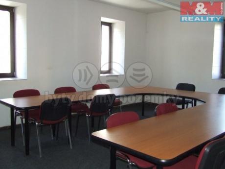 Pronájem, kancelářské prostory, 130 m2, Český Těšín