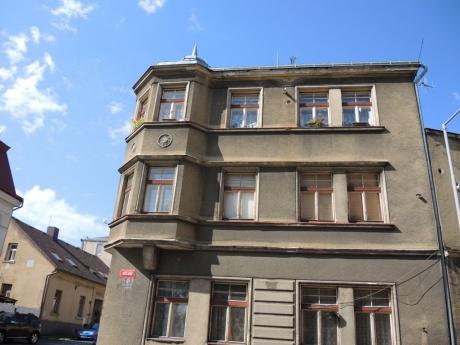 Bytový dům, Pražská 48, Jablonec nad Nisou