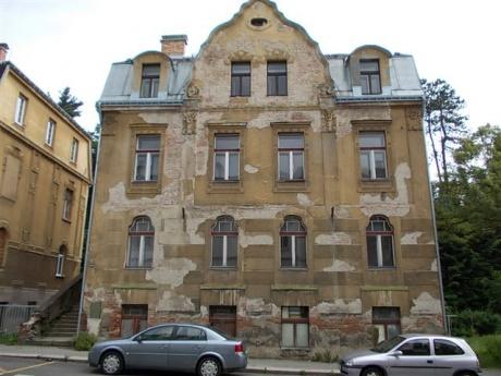 Bytový dům, Podhorská ul., Jablonec nad Nisou