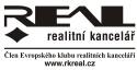 Logo REAL realitní kancelář