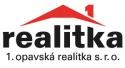logo 1. opavská realitka s.r.o.