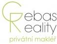 logo Gebas reality - privátní makléř