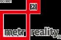 logo metr2 reality s. r. o.