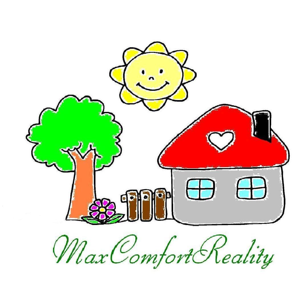 logo Max Comfort Reality