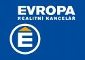 logo EVROPA realitní kancelář ČESKÉ BUDĚJOVICE