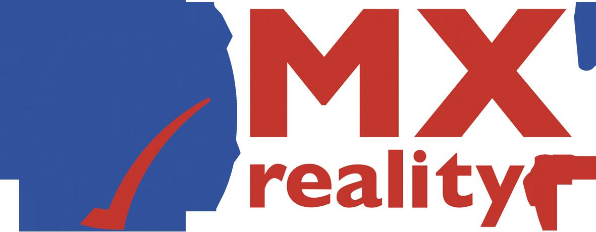 logo MX reality.cz