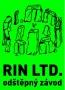 logo RIN LTD, odštěpný závod v ČR