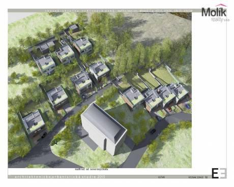 Stavební parcela, 11338 m2, Nová Ves, Teplice