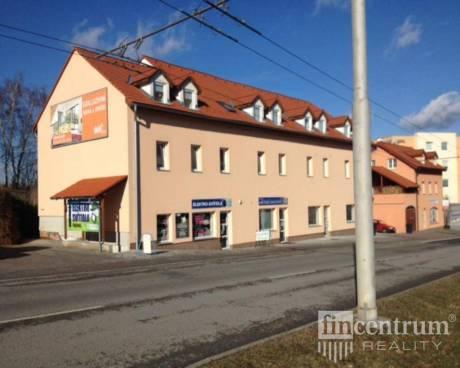 Prodej obchodního prostoru 240 m2 S. K. Neumanna, Jihlava Horní Kosov