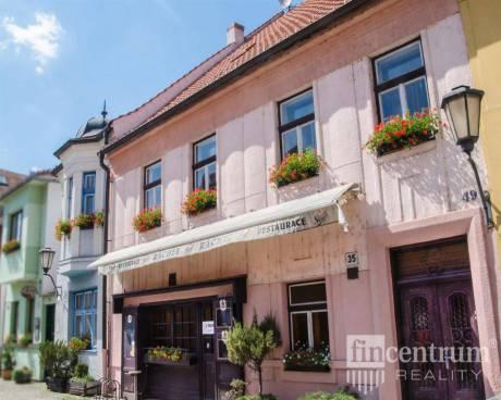 Prodej rodinného domu 294 m2 L. Pokorného, Třebíč Zámostí