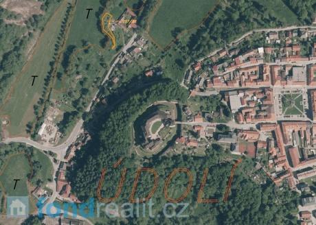 Prodej pozeku Údolí u Nových Hradů