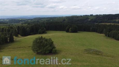 Prodej pozemků Smrkovec u Březové