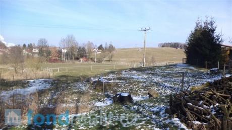 Pozemek Rudolec u Březové