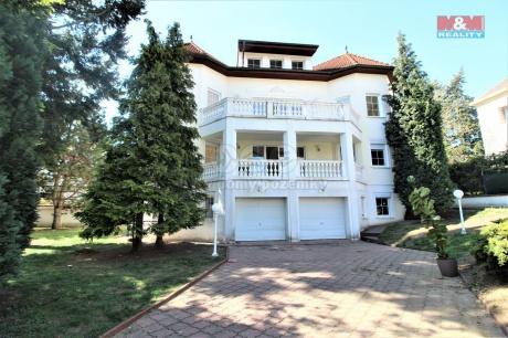 Pronájem, byt 4+1, 200 m², zahrada, Praha 8 - Kobylisy