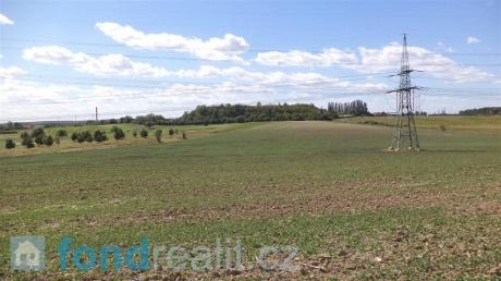 Prodej pozemku Mstětice