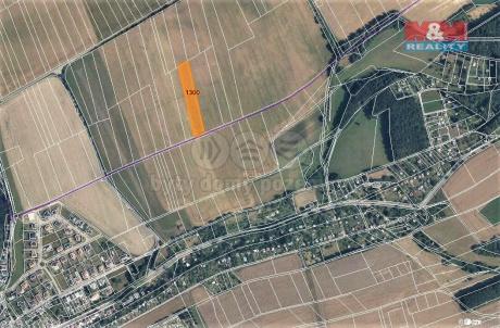 Prodej pole, 2812 m², Česká Třebová-Parník