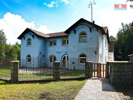 Prodej hotelu, penzionu, 635 m², Stará Voda