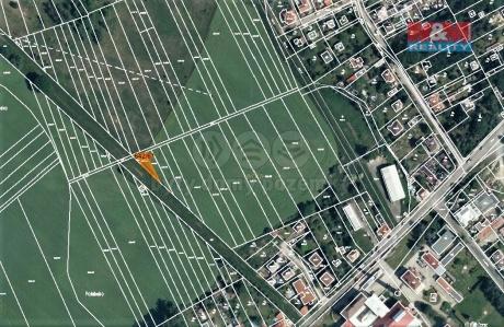 Prodej pole, 105 m², Káraný