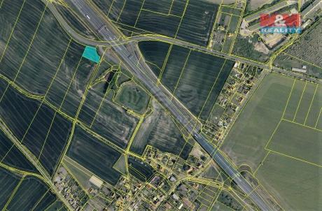 Prodej pole, 1022 m², Vchynice