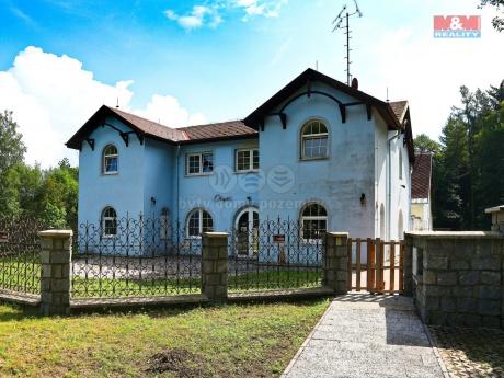 Prodej rodinného domu, 245 m², Stará Voda