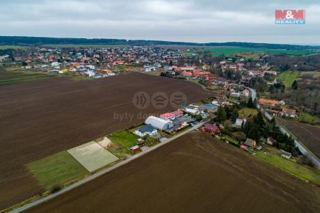 Prodej pozemku k bydlení, 1185 m², Kyšice