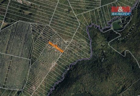 Prodej lesa, 1781 m², Brno-Líšeň