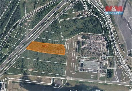 Prodej pole, 2661 m², Kadaň-Prunéřov