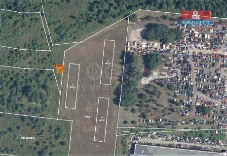 Prodej pole, 13 m², Kadaň-Prunéřov