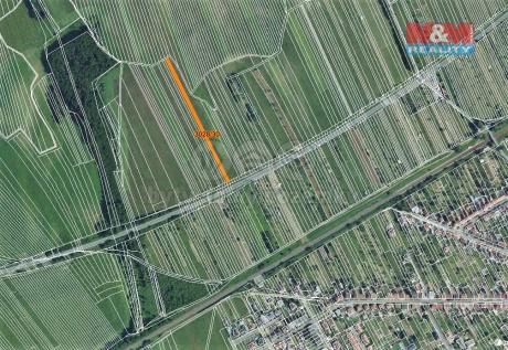 Prodej pole, 1805 m², Rohatec