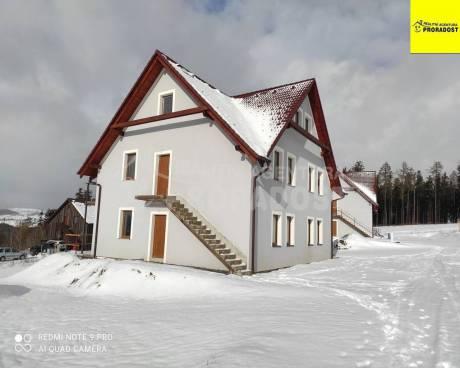 Prodej apartmánového bytu 2+kk v Horním Václavově, byt 2+kk Horní Václavov