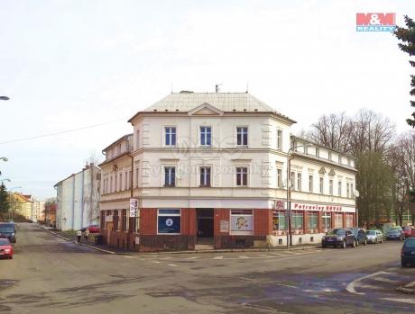 Prodej bytu 4+kk, 133 m², Cheb, ul. Osvobození
